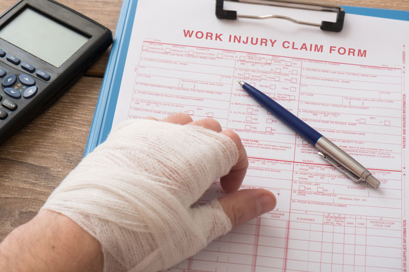 Hardly any Types Of Personal Injury Claims